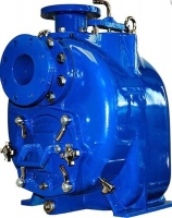 Single Stage Trash Pump Self-priming Type