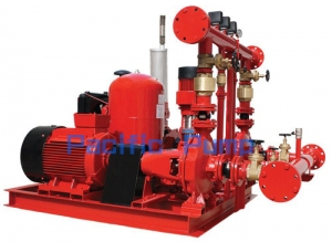 Packaged Fire Jockey Pump