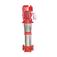 Vertical Jockey Fire Fighting Pump