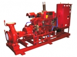 Fire Pump End-suction Type
