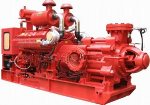 Fire Fighting Pump Multistage Type
