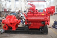 Fire Pump Multistage Split Case Type