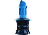 Submersible Axial Mixed-Flow Pump
