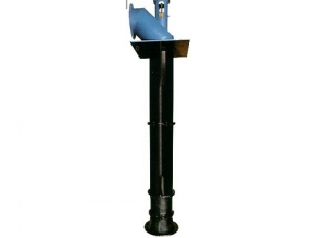 Vertical Axial Mixed-Flow Pump