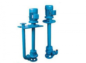 Vertical Cantilever Semi-open Impeller Pump