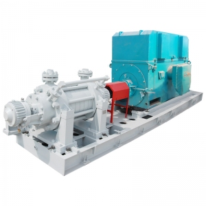 API610 BB4 Multistage Pump