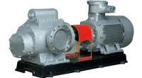 Horizontal Three Screw Pump