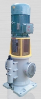 Vertical Three Screw Pump