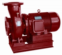 XBD-W Horizontal Single-stage Single-suction Fire pump