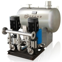 WZG Non-negative-pressure  Boosting and Stabilized-flow Water Supply Equipment