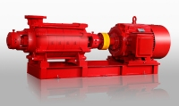 XBD-W Horizontal Multistage Fire Pump