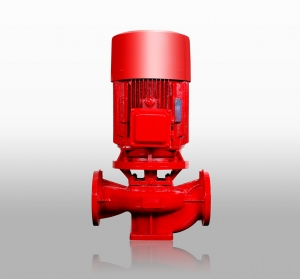 XBD-L Vertical Single-stage Single-suction Fire pump